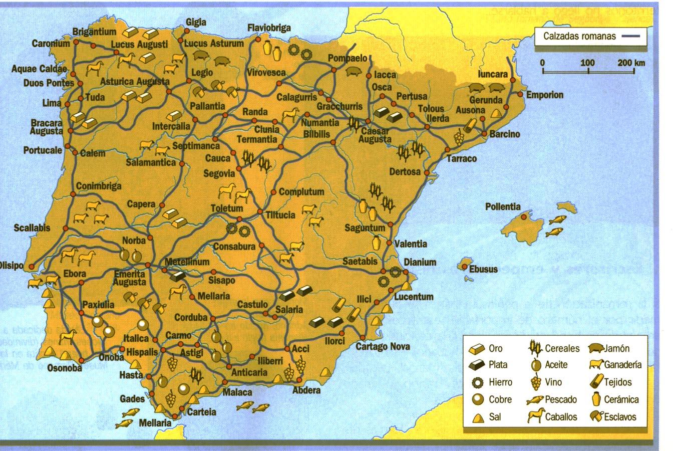 fundacion de espana: